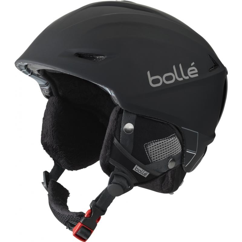 Bolle 31186 Afiada digitalism preto capacete de esqui - 54-58cm