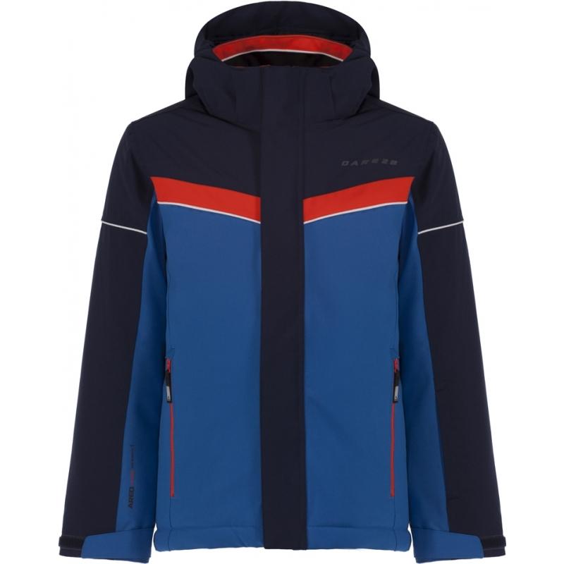 Dare2b DKP323-15C03 Crianças orientou oxford casaco azul - 3-4 anos