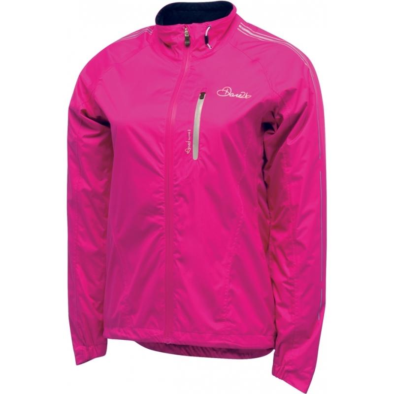 52c013fc26 Ladies Transpose II Electric Pink Jacket - Size XXS (8)