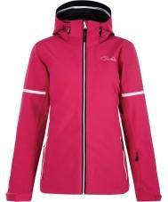 Dare2b Ladies Amplify Electric Pink Jacket