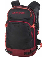 Dakine 10000234-BLACK-OS Ladies Heli Pro Black Backpack - 20L