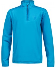 Protest Boys Willowy Junior Electric Blue Zip Top
