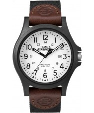 Timex TW4B08200 Mens Expedition Brown Fabric Strap Watch