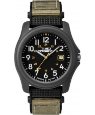 Timex T42571 Mens Black Camper Expedition Watch