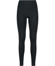 Odlo Ladies Evolution Black Graphite Grey Baselayer Pants