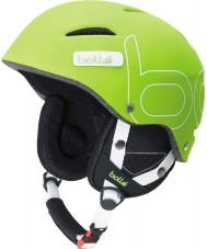 Bolle 30534 B-Style Soft Green Ski Helmet - 58-61cm