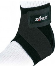 Zamst 470314 A1-S Left Ankle Support Black - Size XL