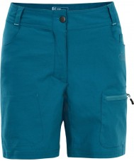 Dare2b DWJ336-0FV16L Ladies Melodic Enamel Blue Shorts - Size UK 16 (XL)