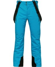 Protest 4710400-648-S Mens Oweny Electric Blue Snow Pants - Size S