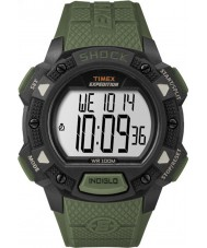Timex TW4B09300 Mens Expedition Green Resin Strap Watch