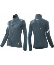 2XU WC2452A-TTL-S Ladies Tech Teal Sub Zero 360 Cycle Jacket - Size S