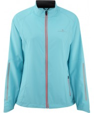 Ronhill RH000093-R00042-10 Ladies Aspiration Hawaii Fire Windlite Jacket - Size S (10)