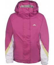 Trespass FCJKSKH20008-11-12 Girls Astrid Pink Jacket - 11-12 years