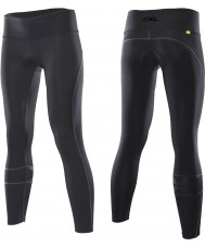 2XU WC2462B-BLK-XS Ladies Black Thermal Sub Zero Cycle Tights - Size XS