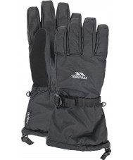Trespass UAGLGLH20002-XS Mens Octane Black Gloves - Size XS