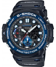 Casio GN-1000B-1AER Mens G-Shock Gulfmaster Tide graph and Moon Age Black Watch
