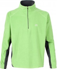 Trespass MAFLMFG20001-XS Mens Tron Green Cricket Fleece - Size XS