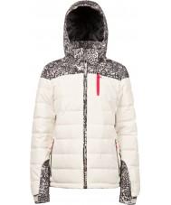 Protest Ladies Nocton 16 Seashell Snow Jacket