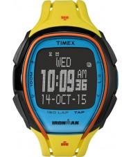 Timex TW5M00800 Ironman 150-Lap Full Size Sleek Yellow Resin Strap Watch