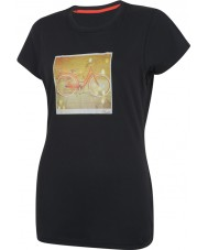 Dare2b Ladies Take Two Black T-Shirt