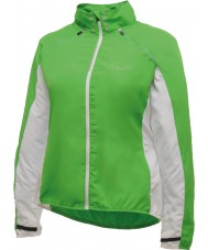 Dare2b DWL123-07H08L Ladies Carapace Fairway Green Cycle Windshell - Size XXS (8)