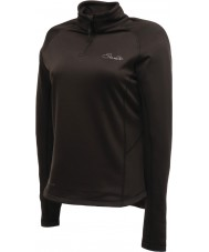 Dare2b Ladies Loveline II Core Black Stretch Midlayer