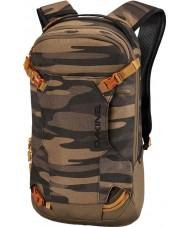 Dakine 10001470-FIELDCAMO Heli Pack 12L Backpack