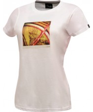 Dare2b Ladies Take Two White T-Shirt