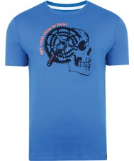 Dare2b Mens Gearhead Skydiver Blue T-Shirt