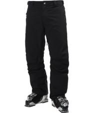 Helly Hansen Mens Legendary Black Pants