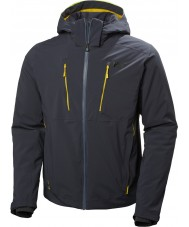 Helly Hansen 65551-994-S Mens Alpha 3-0 Jacket
