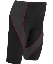 CWX 240805-006-S Mens Pro Black Red Shorts - Size S