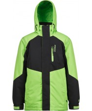 Protest 6811162-659-116 Boys Bonk Junior Leaf Green Snow Jacket - 6 years (116 cm)