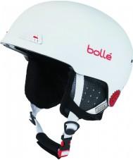 Bolle B-Wild White Ski Helmet