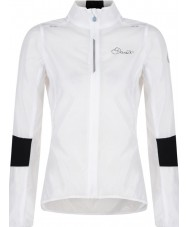 Dare2b Ladies AEP On The Rivet White Windshell