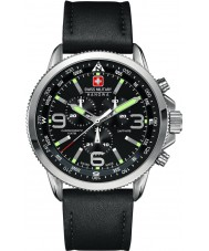 Swiss Military 6-4224-04-007 Mens Arrow Chrono Black Watch