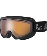 Bolle 21480 Schuss Shiny Black - Citrus Gun Ski Goggles