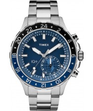 Timex TW2R39700 Mens IQ Move Multi Time Smart Watch