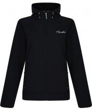 Dare2b Ladies Levity Black Softshell Jacket