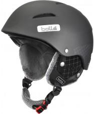 Bolle 30800 B-Star Soft Grey Diagonal Ski Helmet - 54-58cm