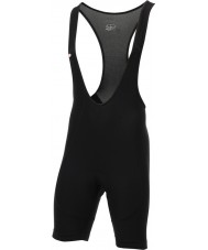 Dare2b DMJ074-80050-S Mens AEP Bibbed Black Triathlon Shorts - Size S