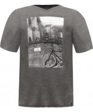 Dare2b Mens Snapshot Grey Marl T-Shirt