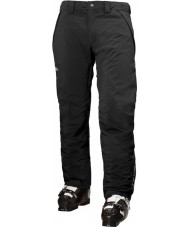 Helly Hansen Mens Velocity Insulated Black Ski Pants