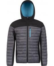 Protest 6710200-897-XL Mens Update Asphalt Outerwear Jacket - Size XL