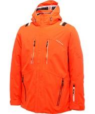 Dare2b DMP138-07G80-XL Mens Savant Pumpkin Orange Ski Jacket - Size XL