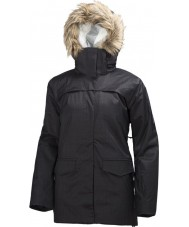 Helly Hansen 62564-990-S Ladies Sophie Black Jacket - Size S