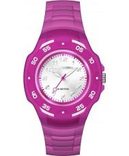 Timex TW5M06600 Kids Marathon Purple Resin Strap Watch