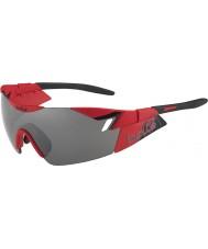 Bolle 6th Sense Matt Red Black TNS Gun Sunglasses