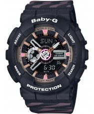 Casio BA-110CH-1AER Ladies Baby-G Watch
