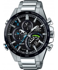 Casio EQB-501XDB-1AMER Mens Edifice Smartwatch